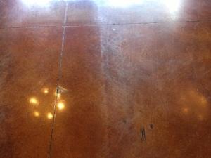 Floor Burnishing